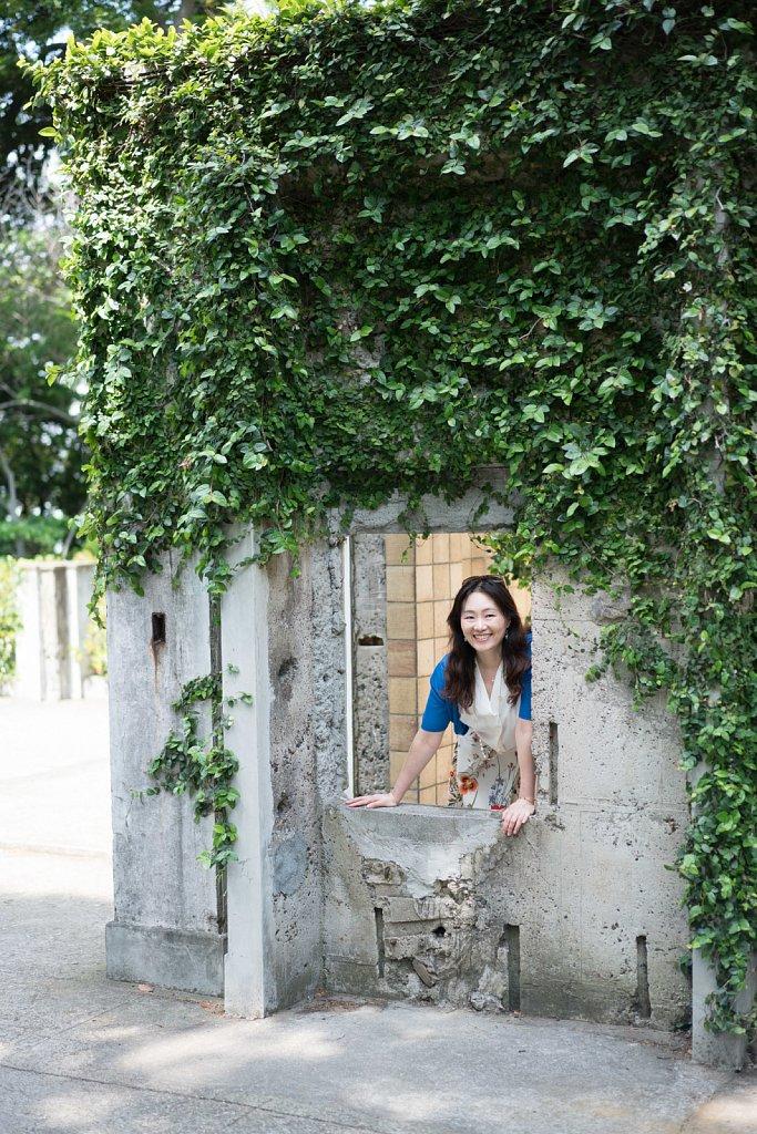 Yuri at France-yama