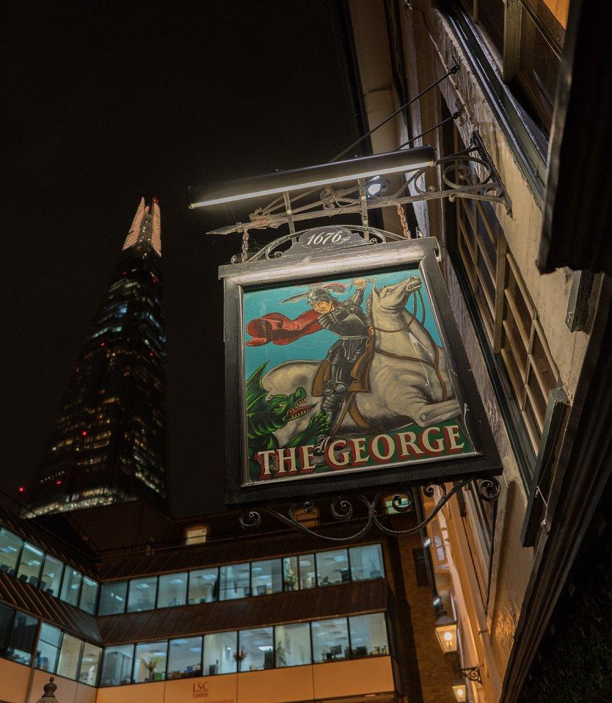 The George Inn (1676)